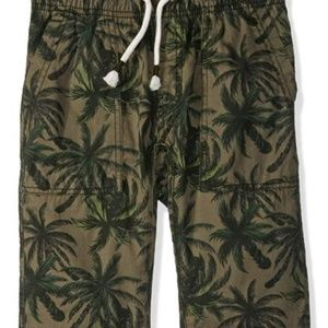Crazy 8 Toddler Drawstring Pull on Woven shorts